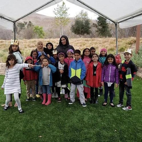 QuadM Kids Activity