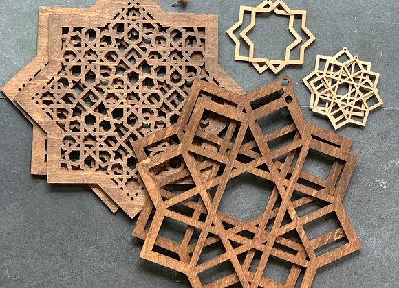 Alhambra Wall Set