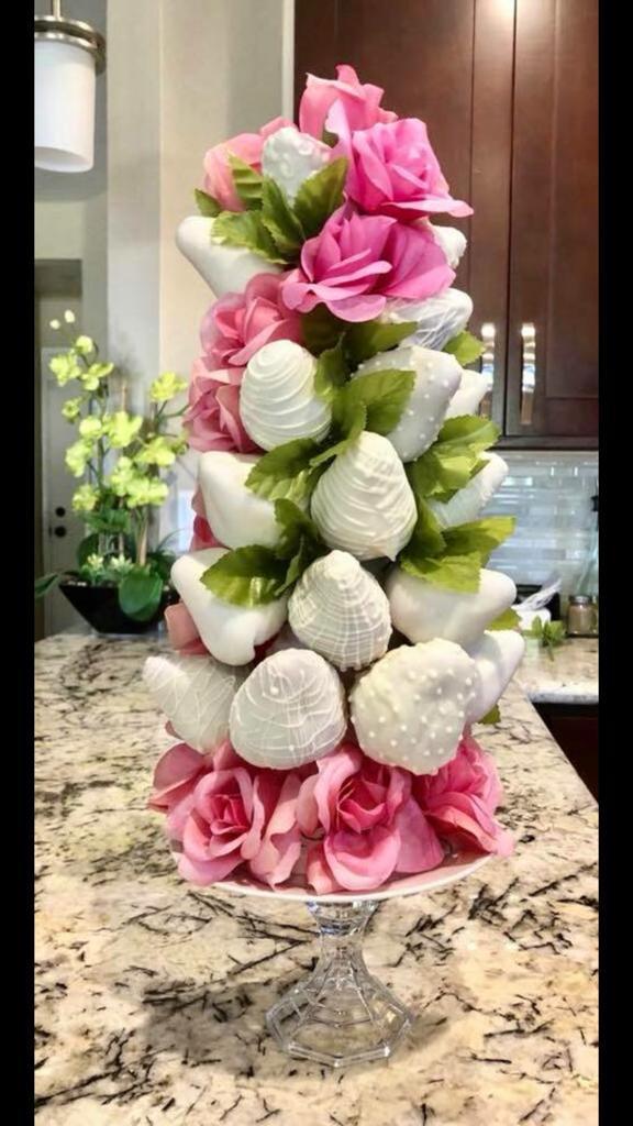 Gourmet Strawberries, Farah Halim