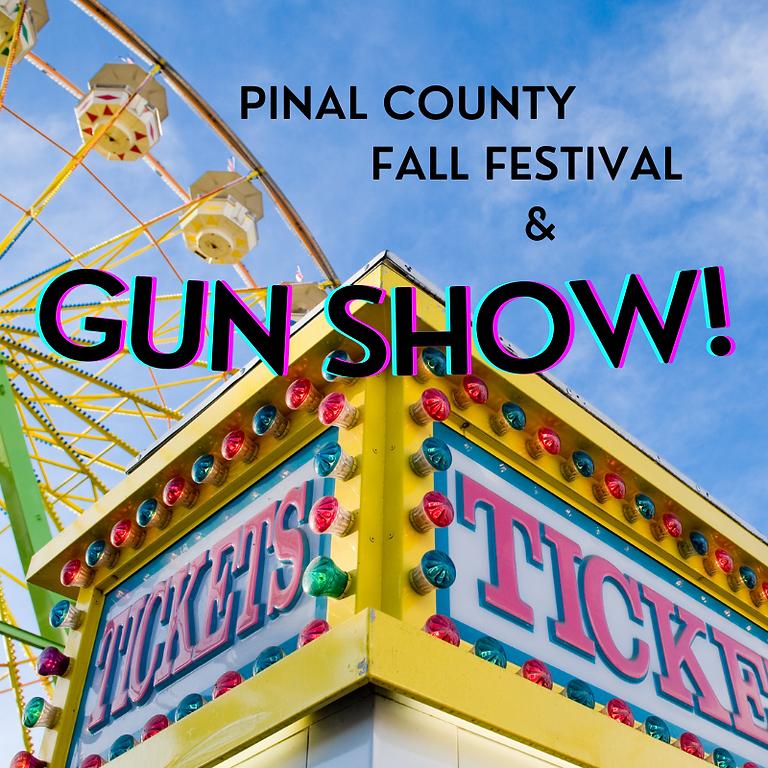 Pinal County Fair Gun Show