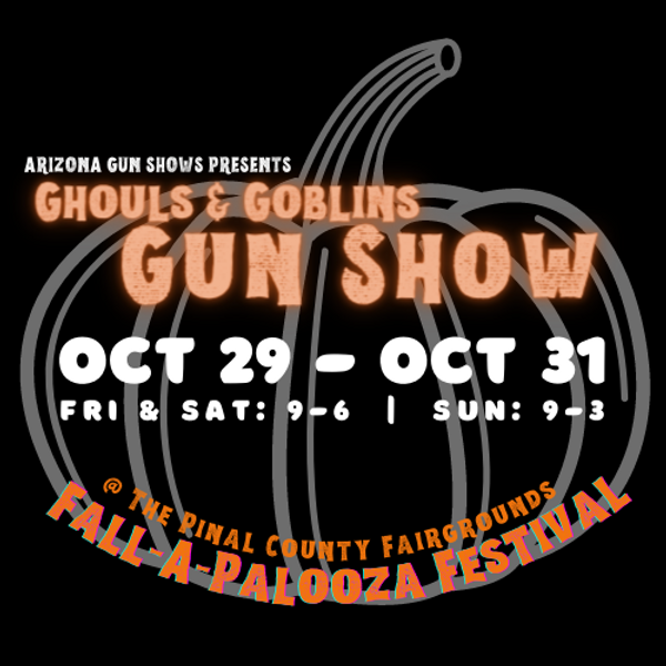 Ghouls & Goblins Gun Show