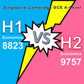 H2 or H1 Economics?