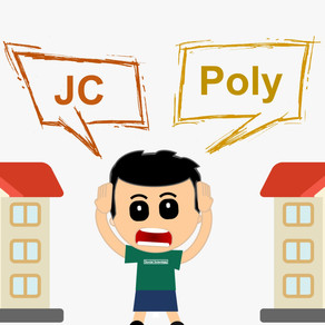 Should I go JC or Poly?
