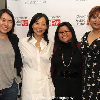 Siho Ellsmore, Diana Son, Kristine M. Reyes and Naveen Bahar Choudhury.