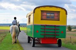 Comité du Tourisme - Normandie - Vacances au pas lent des chevaux