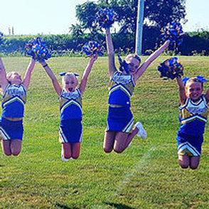 Fall Cheerleading Registration
