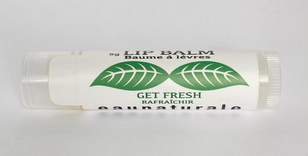Vegan Lip Balm - Get Fresh