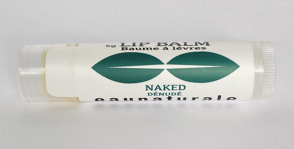 Vegan Lip Balm - Naked