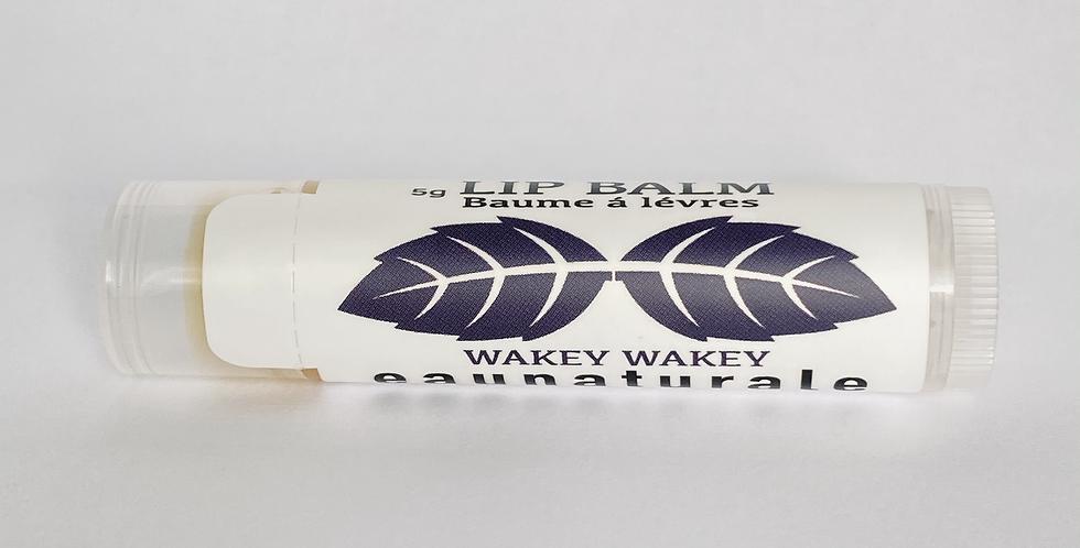 Vegan Lip Balm - Wakey Wakey
