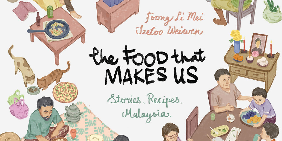 The Food that Makes Us