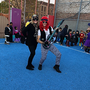 Costume Parade 2018