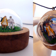 Miniature Dome Pendant 3