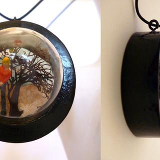Miniature Dome Pendant 2