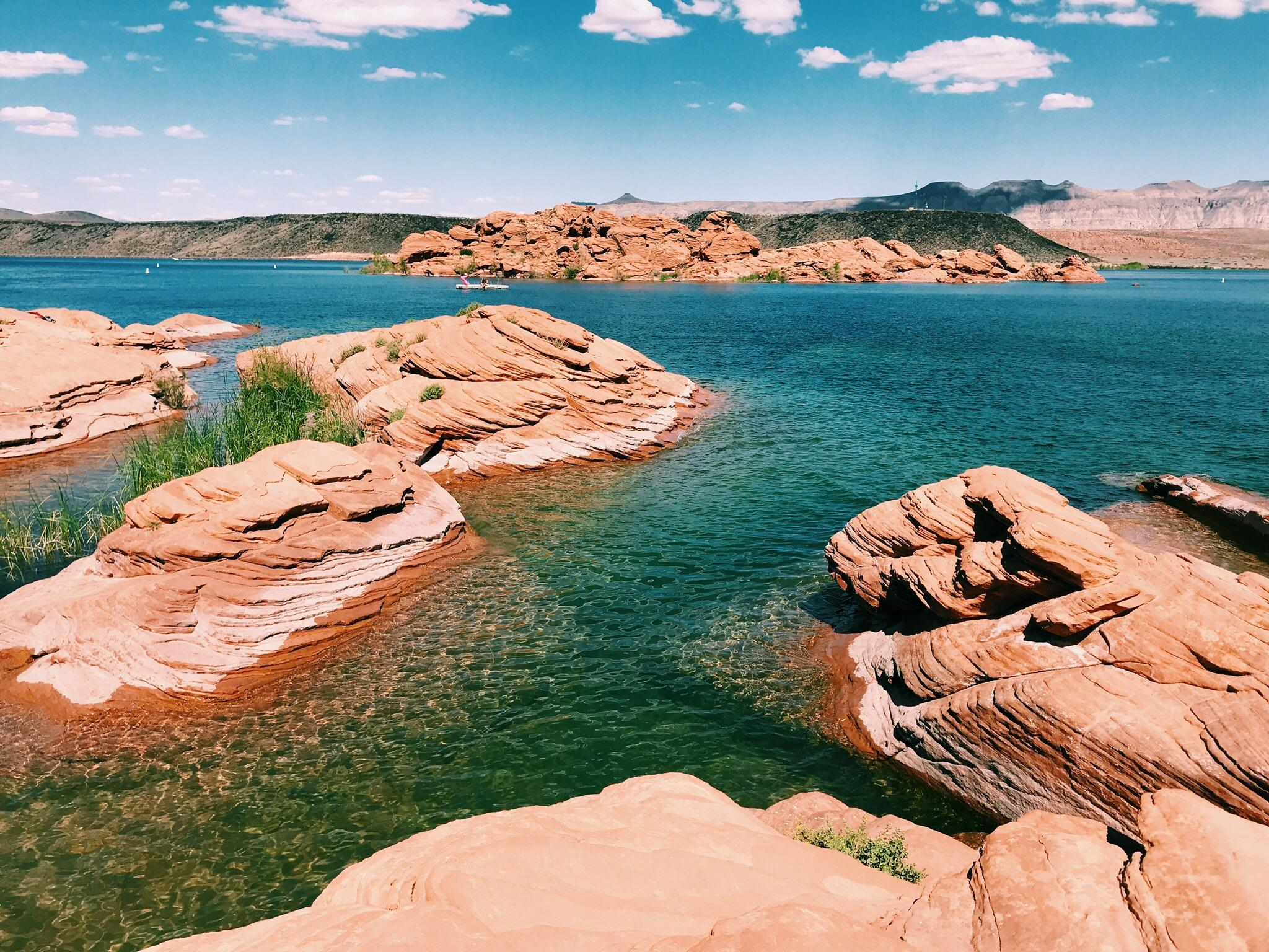 Sand Hollow Lake