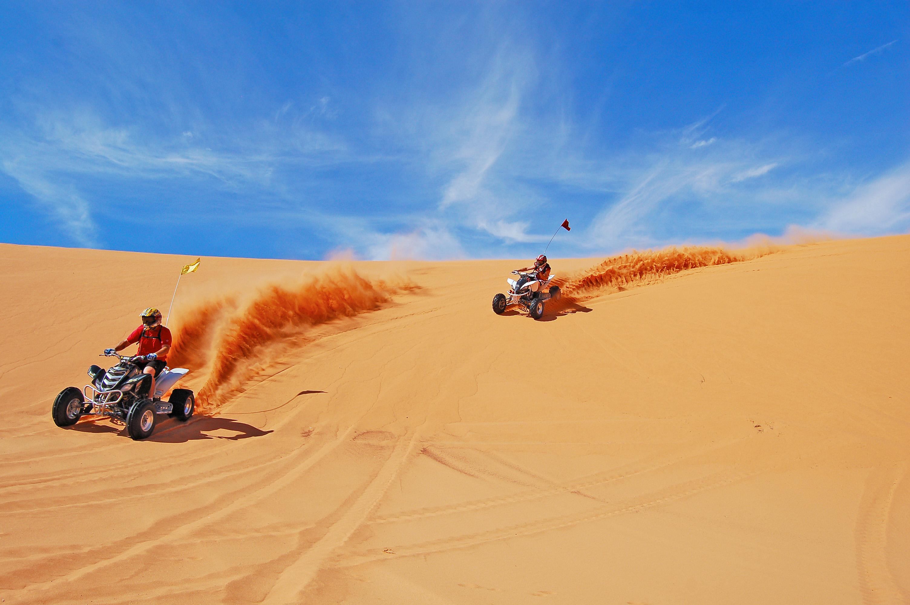 Sand Dunes ATV's