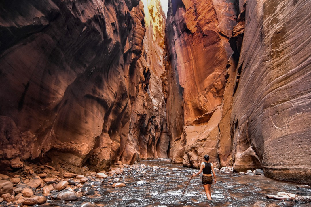 Narrows Hiking