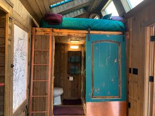 Loft/Bathroom Door