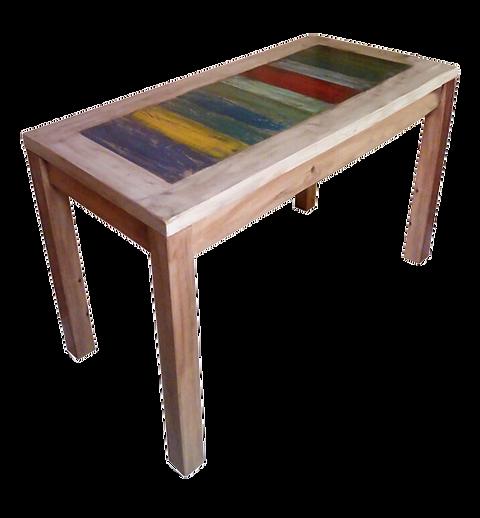 Mesa comedor madera colores | misitio
