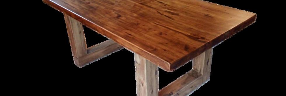Mesa comedor madera xl