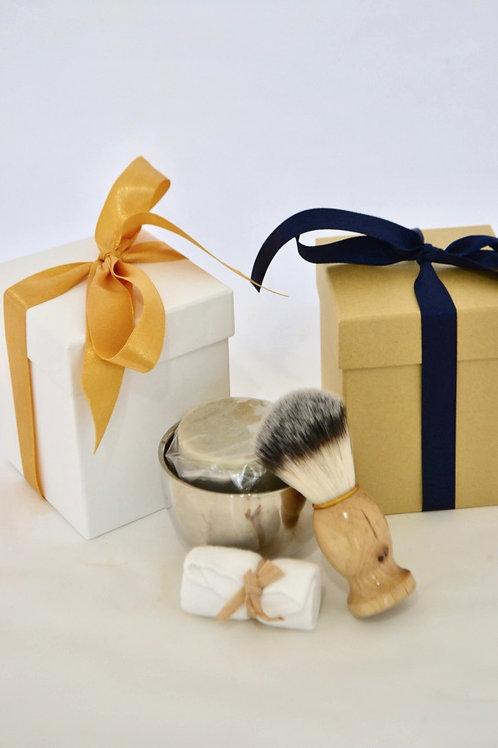 Man Up Shaving Gift Set