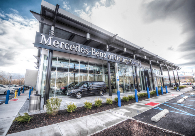 Mercedes-Benz of Orange County is Officially Open!