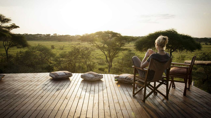 Galloping Safaris' Luxury Escape