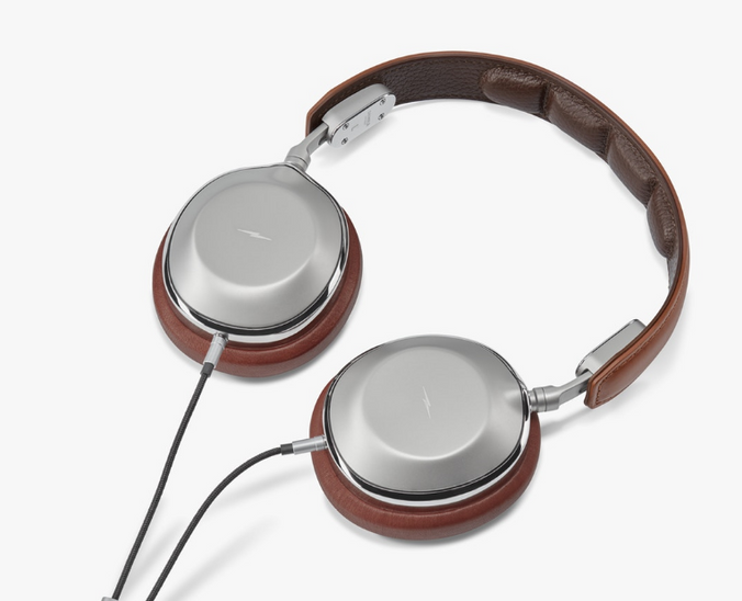 Canfield Over-Ear Headphones by Shinola