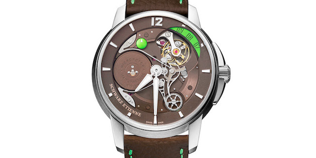 Roswell 08 Timepiece by Schwarz Etienne