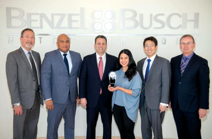 Honoring Benzel-Busch