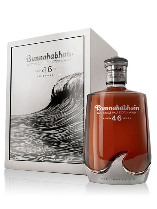 Bunnahabhain's 46-Year-Old Eich Bhana Lìr is a Must-Have For Whiskey Connoisseurs