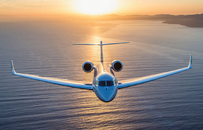 Sail the Skies in Luxury