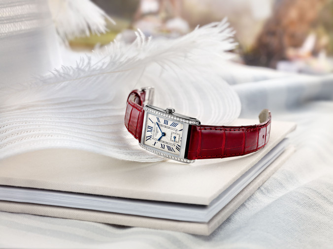 Longing for Longines' New DolceVita Collection