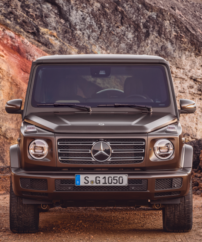 The G-Class Redefined