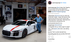 Jay Leno' Garage Features the Audi R8 V10 RWS