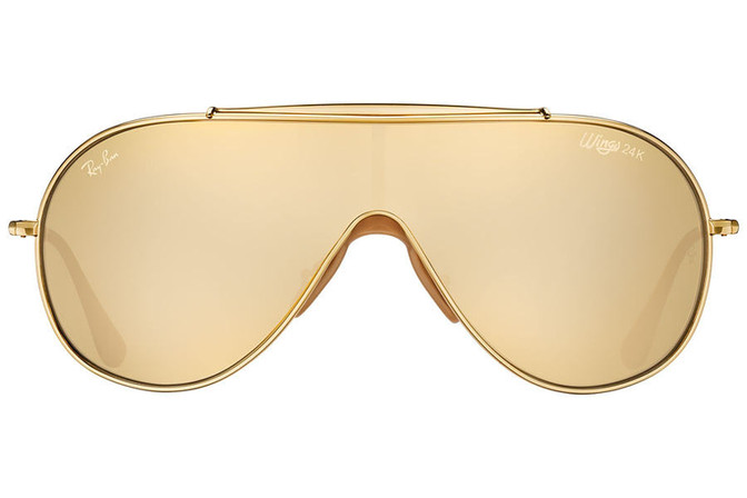 Golden Wings 24 Carat Limited Edition Sunglasses