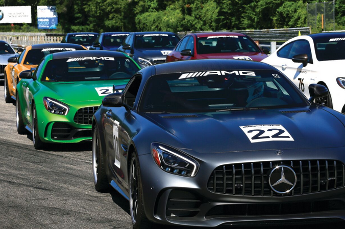 AMG Driving Academy at Lime Rock Park