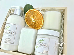 natural bath amenties gifts