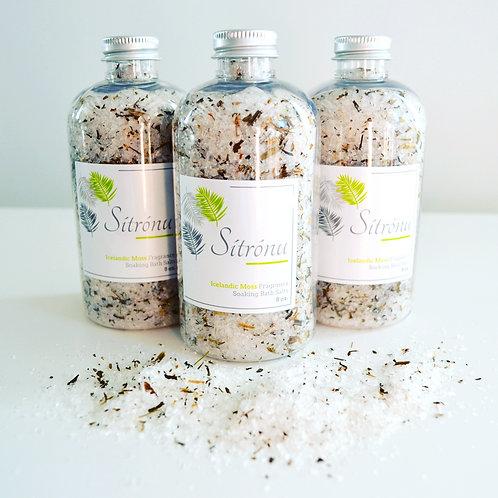Icelandic Moss Bath Salts