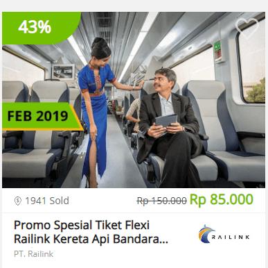 Tiket kereta bandara Medan-Kualanamu/Kualanamu-Medan