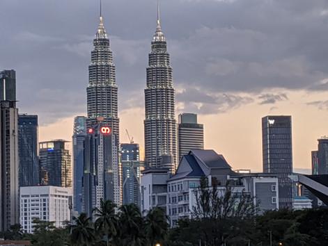 Beberapa moda transportasi di Malaysia