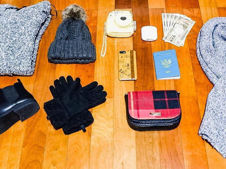 Tips Packing Saat Musim Dingin – Japan Trip