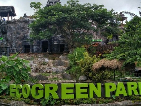 Chapter 4 : Walking Around at Eco Green Park