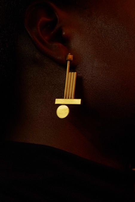 Earrings Carus