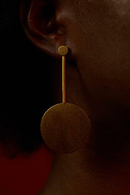 Earrings Taurus