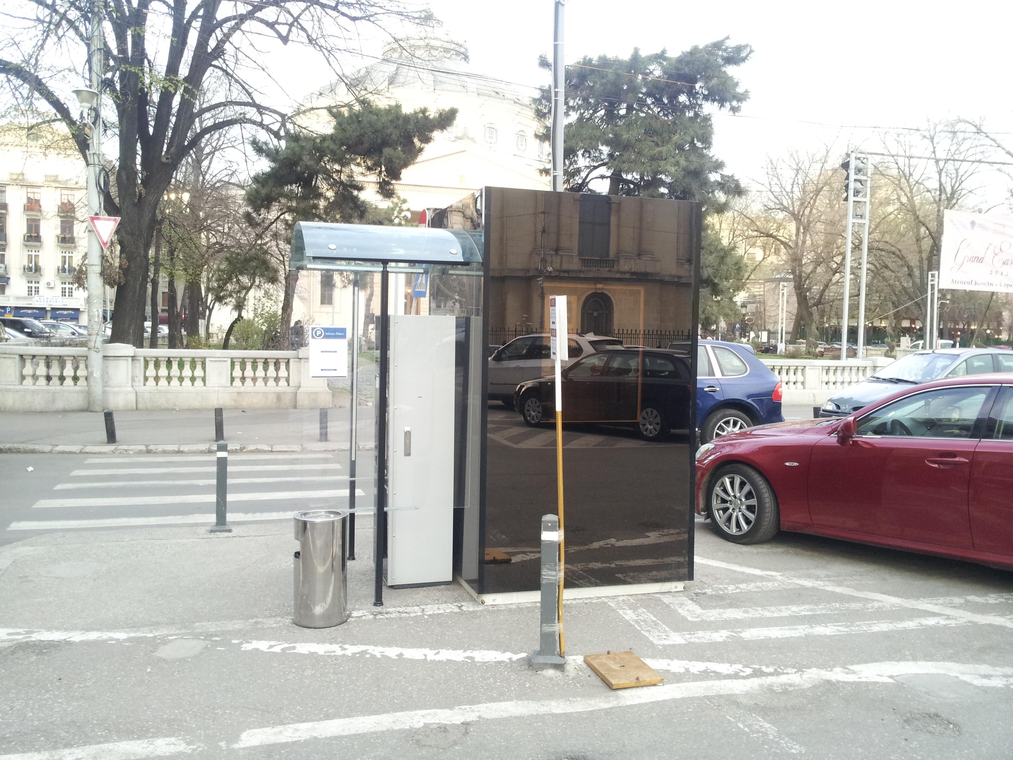 Cabina paza