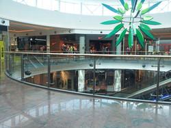 Balustrada Baneasa Mall