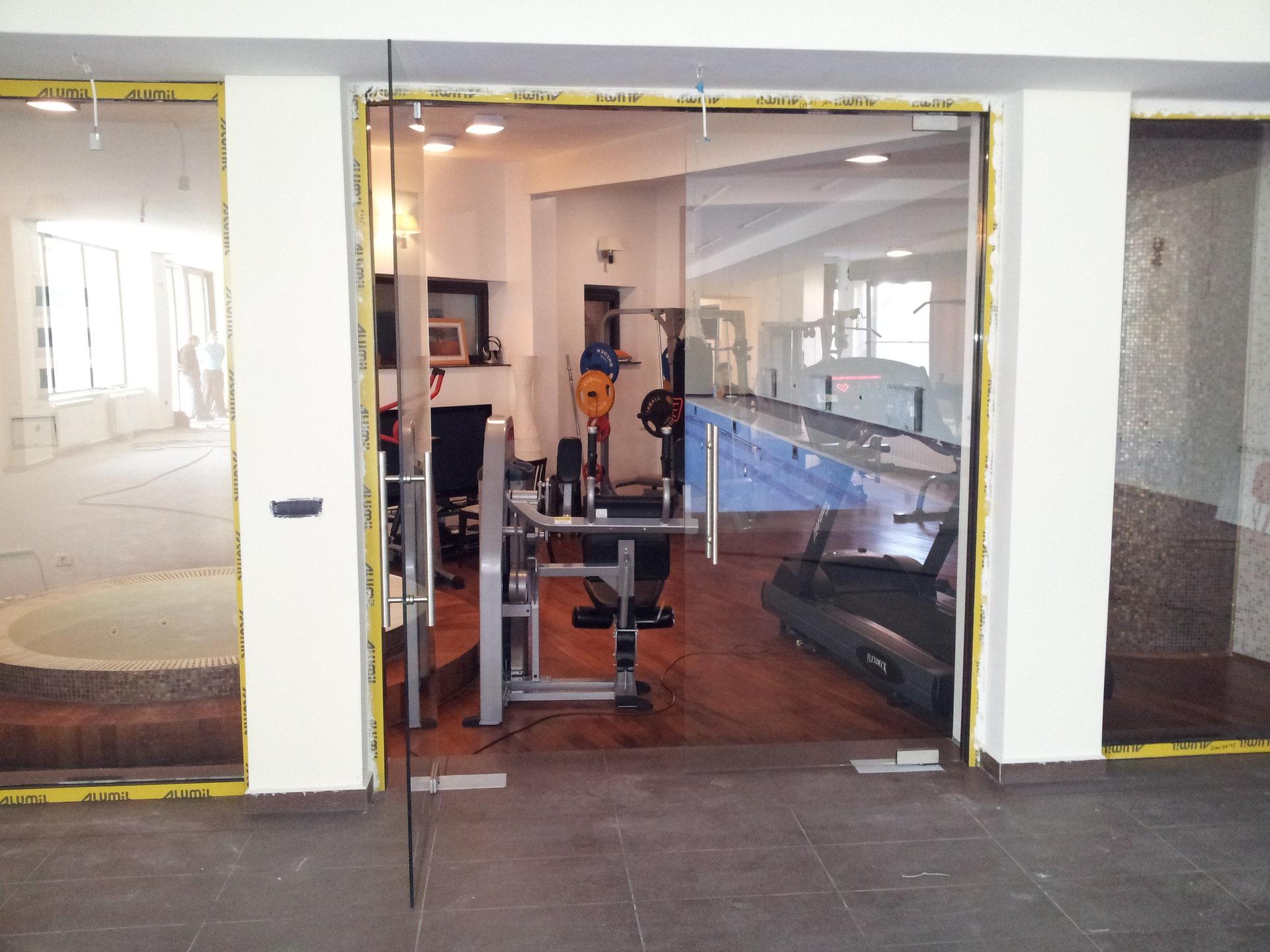 inchidere sala fitness