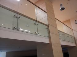 Balustrada sticla 1