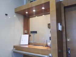 Caserie cu geam antiglont
