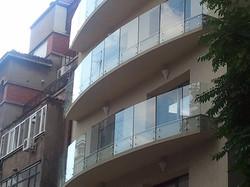 balustrada imobil